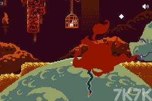 《勇者除恶龙》游戏画面2