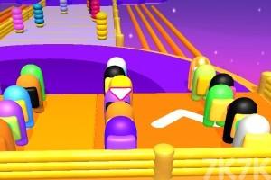 《太空趣味淘汰赛》游戏画面1