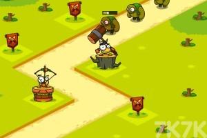 《驱逐海盗》游戏画面2