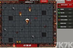 《恶魔战士》游戏画面1