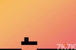 《受困的黑方块2》游戏画面2