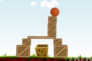 《篮球进蓝框》游戏画面3