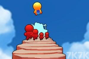 《橡皮人逃离圣殿》游戏画面1