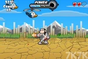 《猴王漂漂拳》游戏画面1