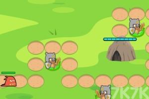 《保卫熊家园》游戏画面1