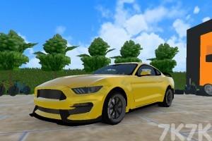 《城市汽车竞速赛》游戏画面1