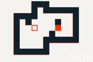《方块滑动》游戏画面3