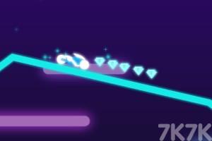 《闪耀霓虹摩托》游戏画面3