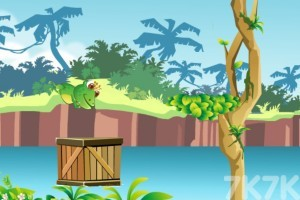 《蹦蹦哒青蛙》游戏画面3