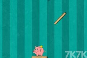 《小猪吃金币》游戏画面2
