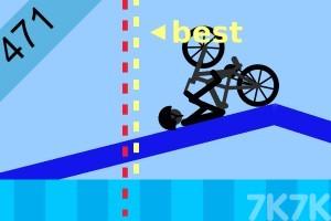《技巧自行车挑战赛》游戏画面3