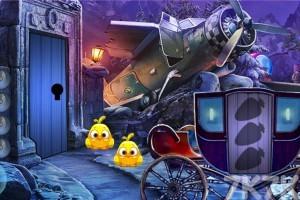 《救援外星朋友》游戏画面3
