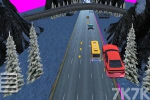 《飞驰的汽车》游戏画面2