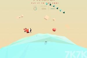 《空中小飞机》游戏画面1