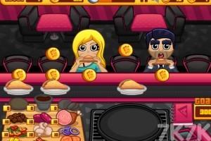 《披萨小店》游戏画面2
