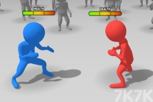 《橡皮人拳击》游戏画面1