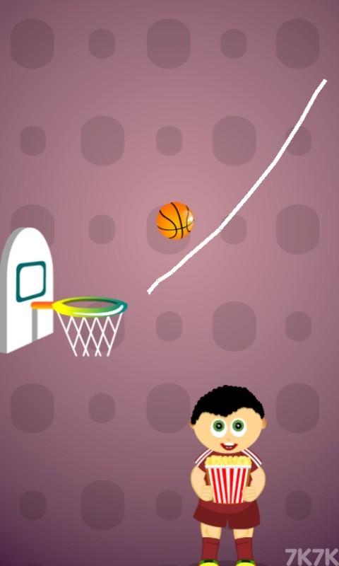 《画线引球》游戏画面1