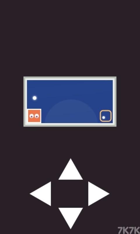 《小方块回家》游戏画面1