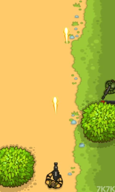 《狂暴的战士无敌版》游戏画面2