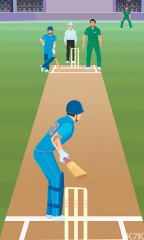 《板球之夜》游戏画面2