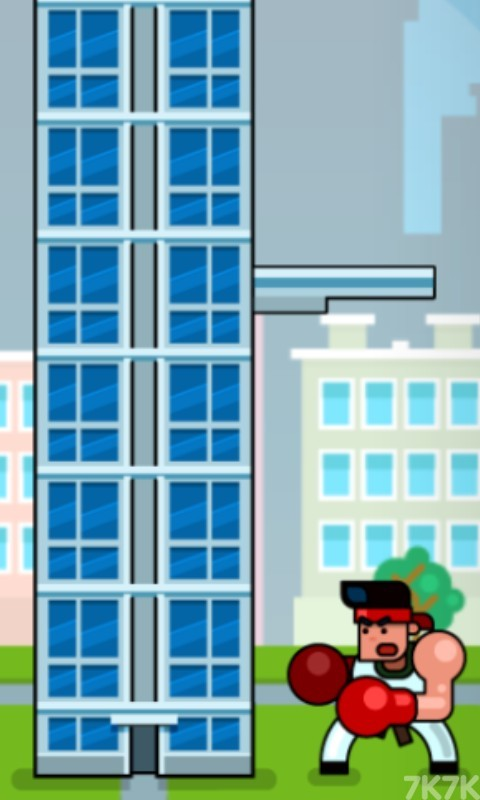 《塔楼拳击王》游戏画面1