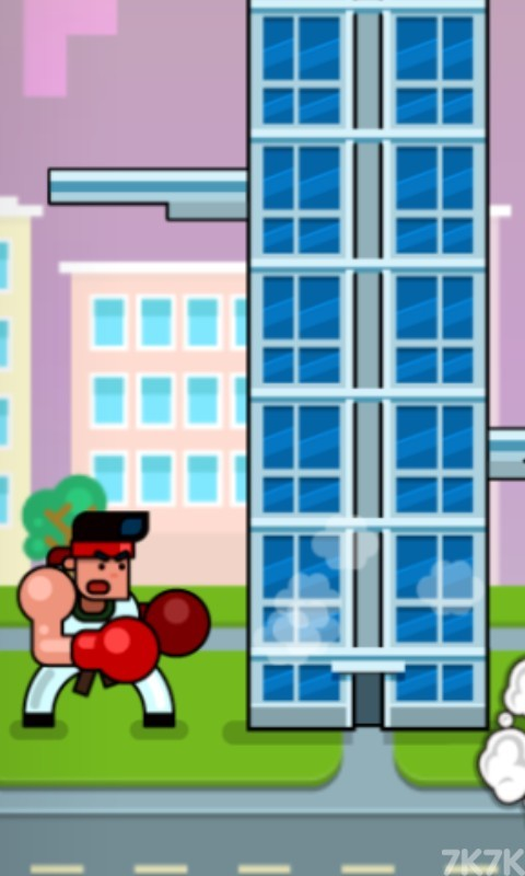 《塔楼拳击王》游戏画面3