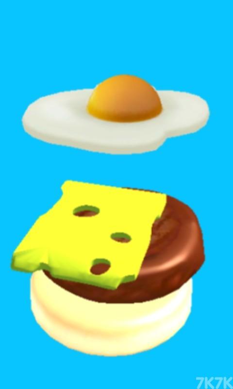 《全民叠汉堡》游戏画面2