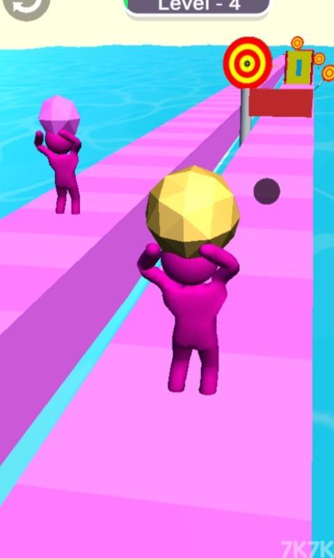 《橡皮人投掷》游戏画面4