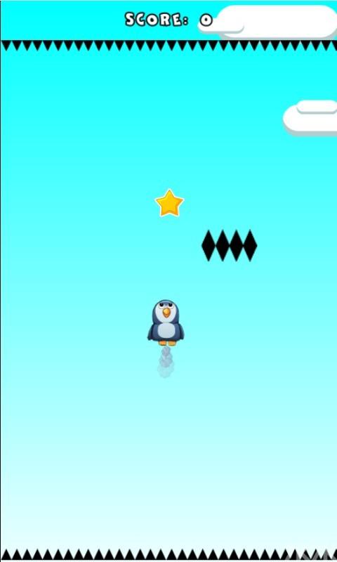 《企鹅爱星星》游戏画面3