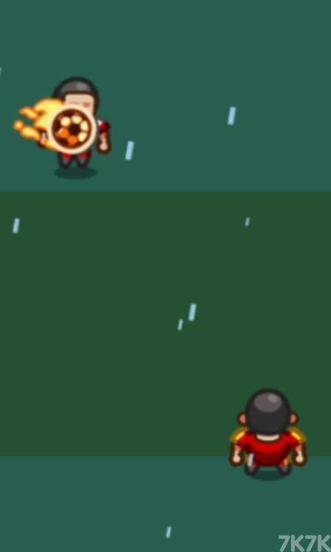 《冲锋足球赛》游戏画面2