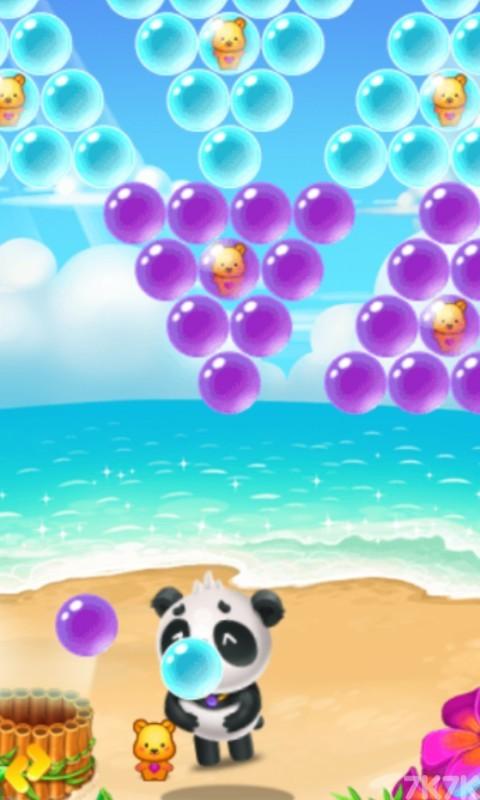 《熊猫爆爆爆》游戏画面1