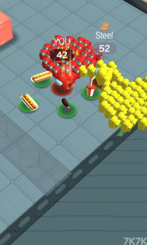 《贪吃太空人》游戏画面4