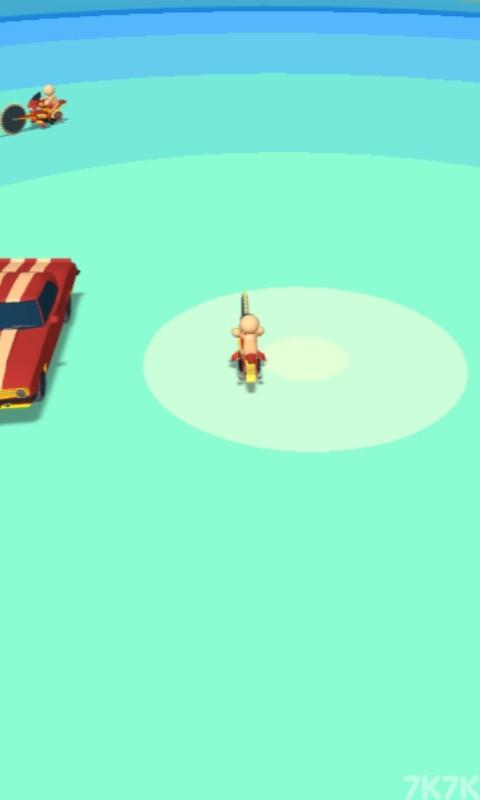 《锯齿机车》游戏画面1