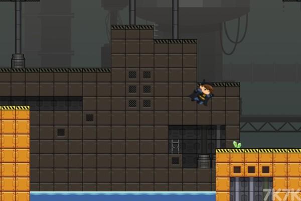 《超级男孩》游戏画面2