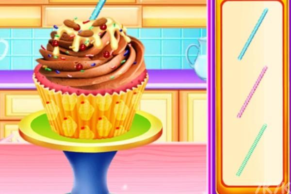 《少女的蛋糕店》游戏画面6
