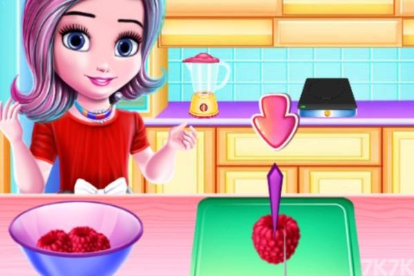《少女的蛋糕店》游戏画面5