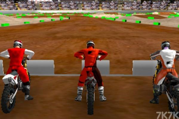 《越野摩托大赛》游戏画面3