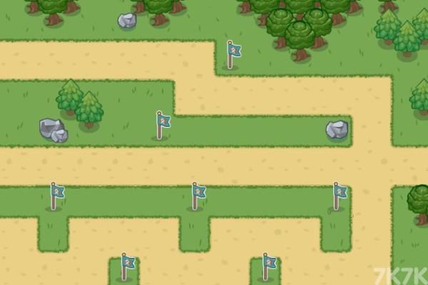 《守护鲁尼塔》游戏画面3