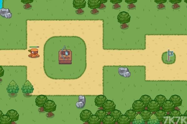 《守护鲁尼塔》游戏画面1
