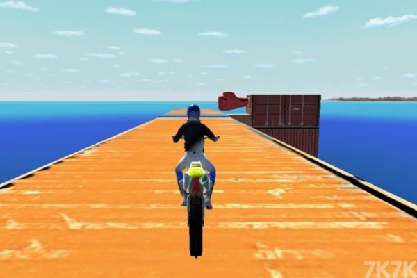 《炫技摩托》游戏画面3