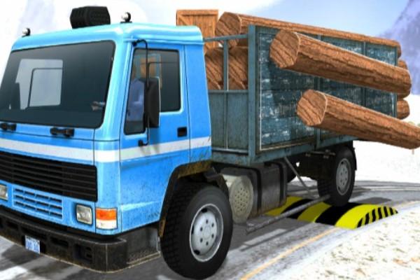 《模拟大卡车》游戏画面1