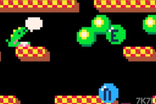 《泡泡龙大冒险》游戏画面2