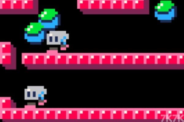 《泡泡龙大冒险》游戏画面1