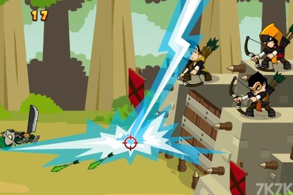 《王国防卫无敌版》游戏画面4
