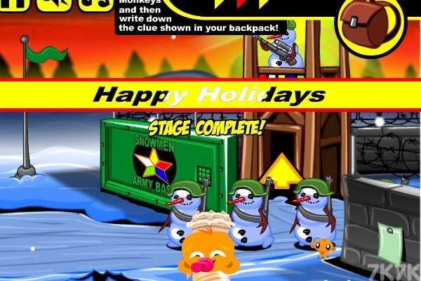 《逗小猴开心系列477》游戏画面4
