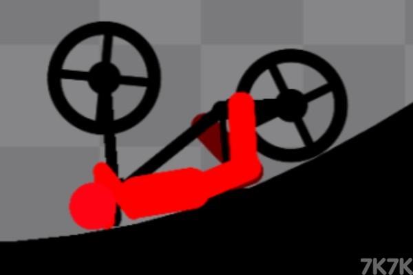 《火柴人自行车无敌版》游戏画面3