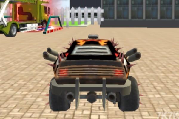 《新城市停车》游戏画面1