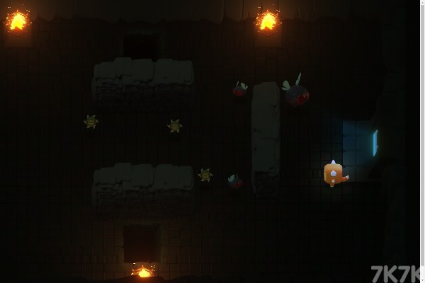 《小怪兽逃脱》游戏画面3