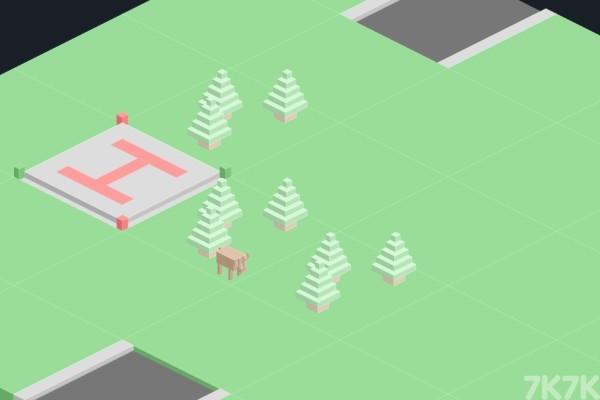 《道路填充》游戏画面4