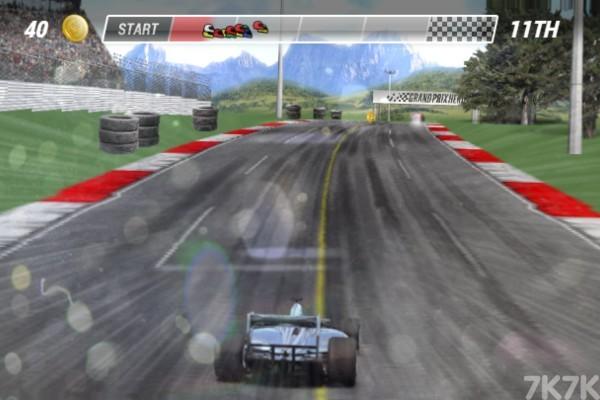 《方程式竞速》游戏画面1